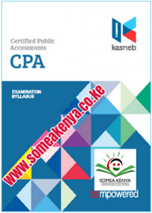 CPA-notes, Revision kits and Past Papers in Kenya. CPA section 1,2,3,4,5,6. notes in softcopies and hard copies. PART I, Section 1, Financial Accounting, Commercial Law, Entrepreneurship, Communication, Section 2, Economics, Management Accounting, Public Finance, Taxation, PART II, Section 3, Company Law, Financial Management, Financial Reporting, Section 4, Auditing, Assurance, Management Information Systems, Quantitative Analysis, PART III, Section 5, Strategy, Governance, Ethics, Advanced Management Accounting, Advanced Financial Management, Section 6, Advanced Public Finance, Taxation, Assurance, Advanced Financial Reporting
