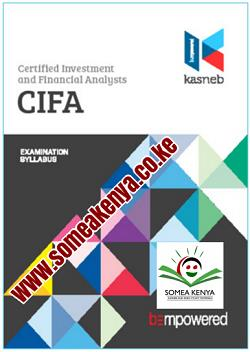CIFA notes, CIFA Revision kits, PART I, SECTION 1, Financial Accounting, Financial Mathematics, Entrepreneurship and Communication, SECTION 2, Economics, Financial Institutions and Markets, Public Finance and Taxation, PART II, SECTION 3, Regulation of Financial Markets, Corporate Finance, Financial Statements Analysis , SECTION 4, Equity Investments Analysis, Portfolio Management, Quantitative Analysis, PART III, SECTION 5, Strategy, Governance, and Ethics, Fixed Income Investments Analysis, Alternative Investments Analysis, SECTION 6, Advanced Portfolio Management, International Finance, Derivatives Analysis