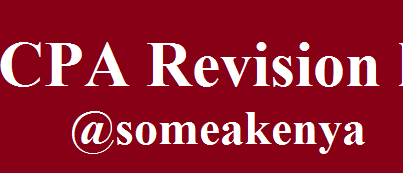 cpa notes revision kits kasneb new syllabus